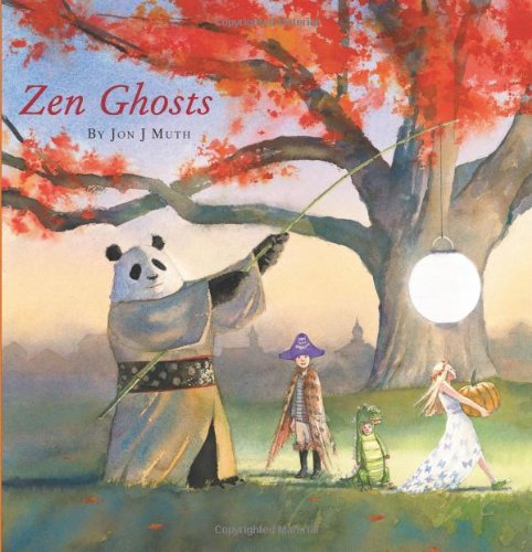 Jon J. Muth Zen Ghosts