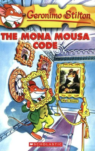 Geronimo Stilton The Mona Mousa Code