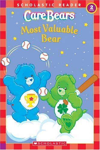 Justin Spelvin Care Bears Most Valuable Bear
