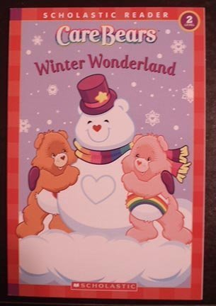 Justin Spelvin Winter Wonderland Level 2 Scholastic Reader
