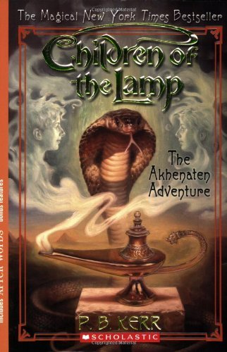 Philip Kerr Children Of The Lamp #1 The Akhenaten Adventure