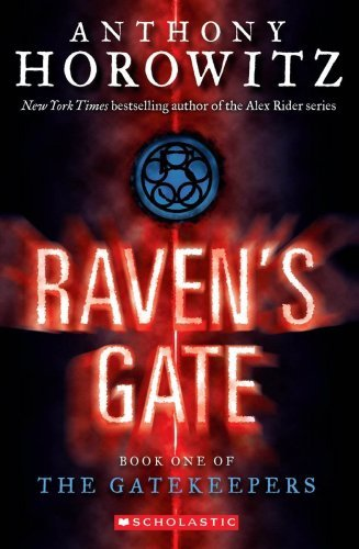 Anthony Horowitz Raven's Gate