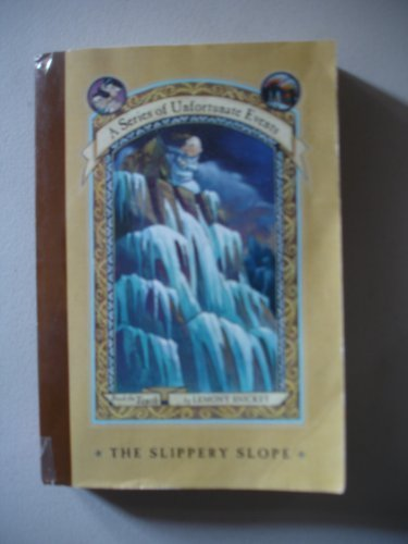 Lemony Snicket Slippery Slope Series Of Unfortunate Events
