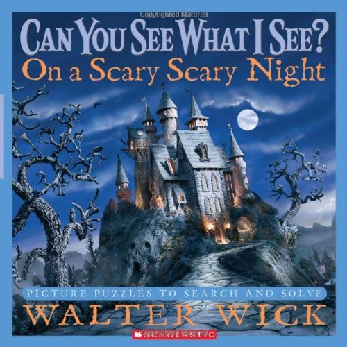 Walter Wick On A Scary Scary Night Picture Puzzles To Search And Solve