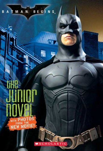 Peter Lerangis Batman Begins Junior Novel