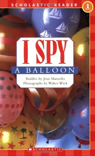Jean Marzollo I Spy A Balloon