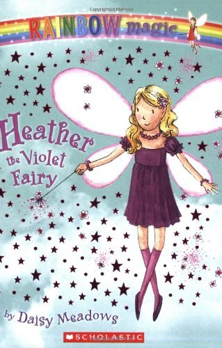 Daisy Meadows Heather The Violet Fairy