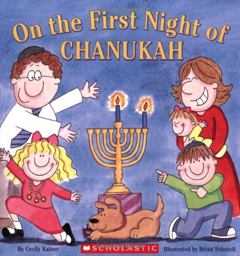 Cecily Kaiser On The First Night Of Chanukah