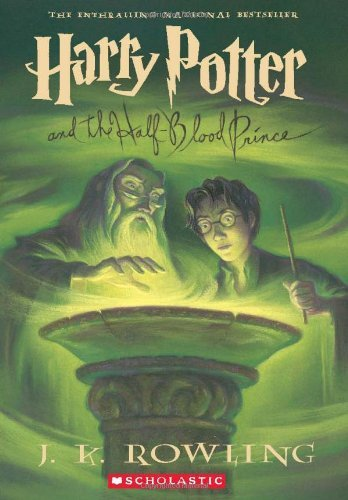 J. K. Rowling Harry Potter And The Half Blood Prince