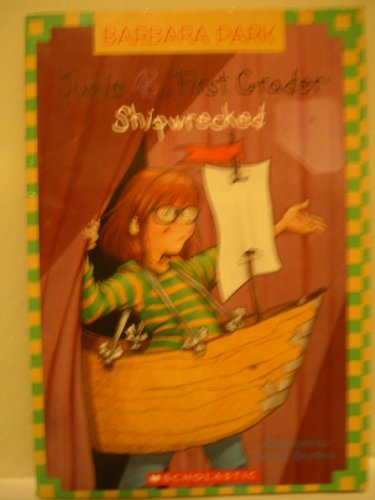 Barbara Park Shipwrecked Junie B. First Grader