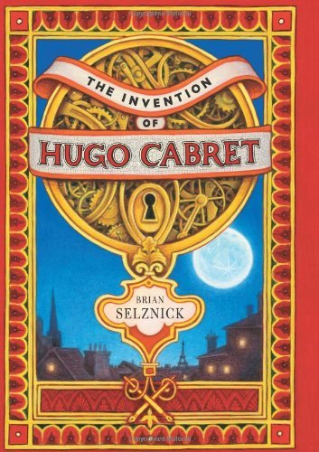 Brian Selznick The Invention Of Hugo Cabret