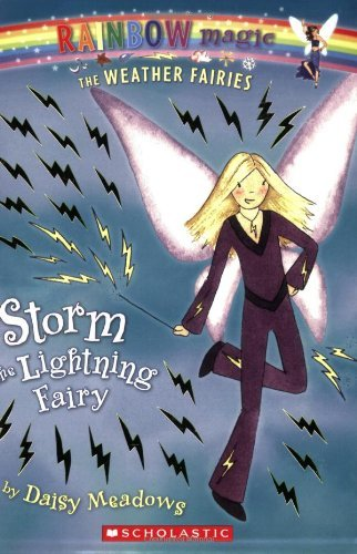 Daisy Meadows Storm The Lightning Fairy