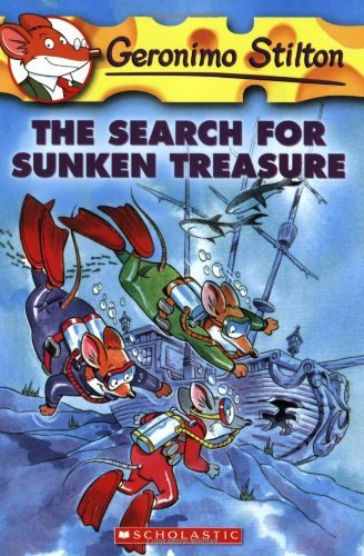 Geronimo Stilton Search For Sunken Treasure The