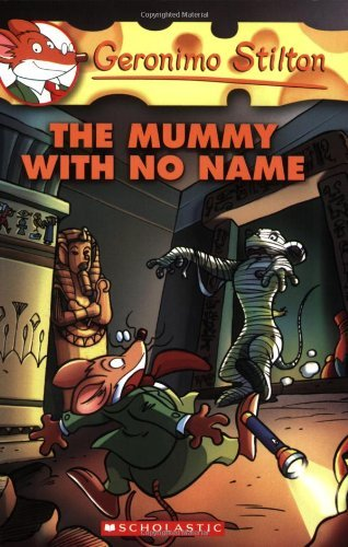 Geronimo Stilton The Mummy With No Name