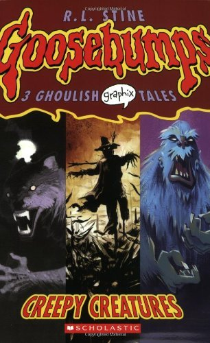 R. L. Stine Creepy Creatures