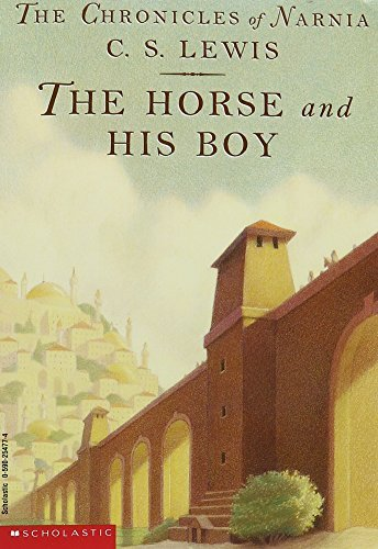 C. S. Lewis Horse & His Boy Book 3 Chronicles Of Narnia Book 3
