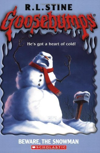 R. L. Stine Beware The Snowman