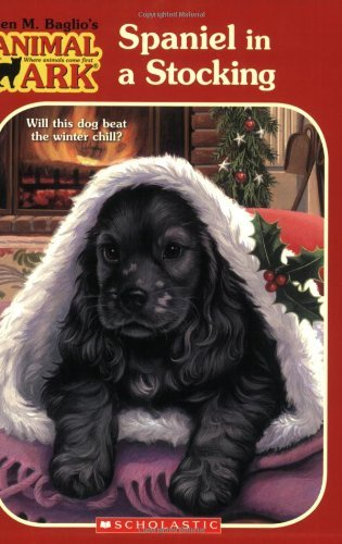 Ben M. Baglio Animal Ark #50 Spaniel In A Stocking