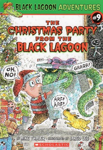 Mike Thaler Christmas Party From The Black Lagoon