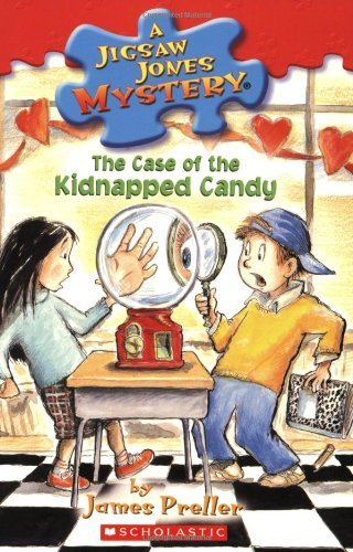 James Preller Case Of The Kidnapped Candy The