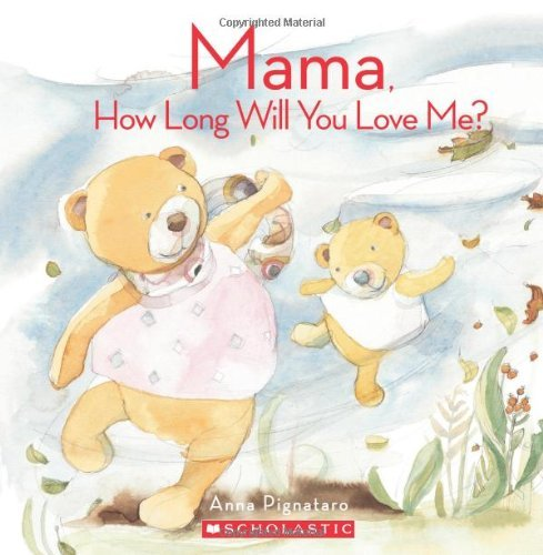 Anna Pignataro Mama How Long Will You Love Me?