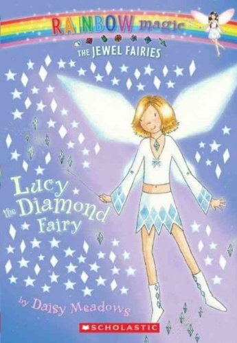Daisy Meadows Lucy The Diamond Fairy