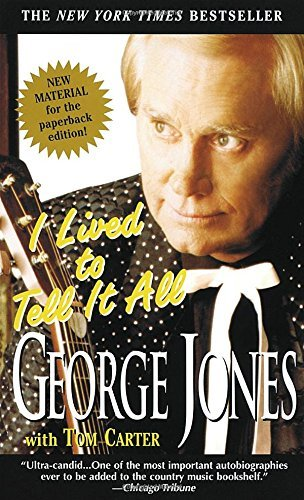 George Jones I Lived To Tell It All