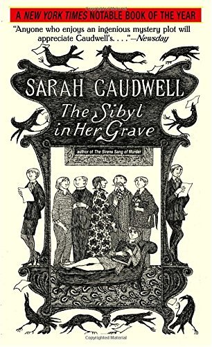 Sarah Caudwell The Sibyl In Her Grave