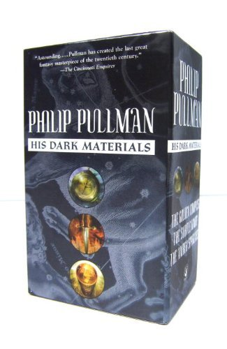Philip Pullman His Dark Materials
