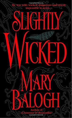 Mary Balogh Slightly Wicked