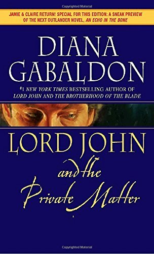 Diana Gabaldon Lord John And The Private Matter