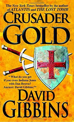David Gibbins Crusader Gold