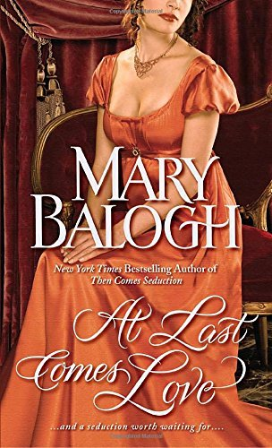 Mary Balogh At Last Comes Love