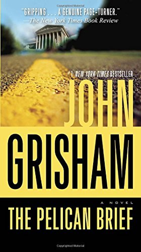 John Grisham Pelican Brief The