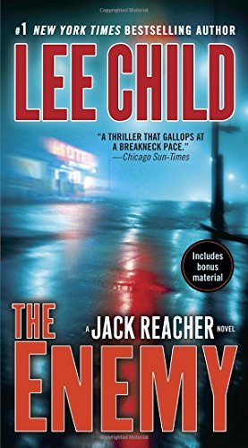 Lee Child The Enemy A Jack Reacher Novel