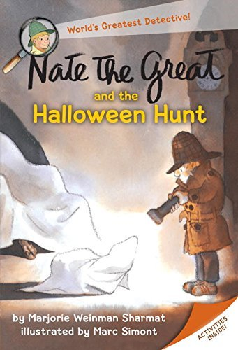 Marjorie Weinman Sharmat Nate The Great And The Halloween Hunt