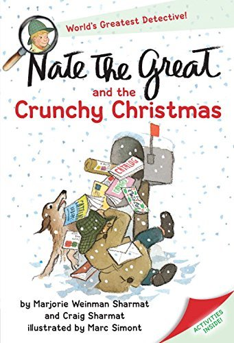 Marjorie Weinman Sharmat Nate The Great And The Crunchy Christmas