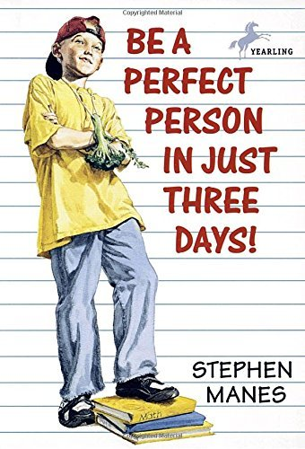 Stephen Manes Be A Perfect Person In Just Three Days