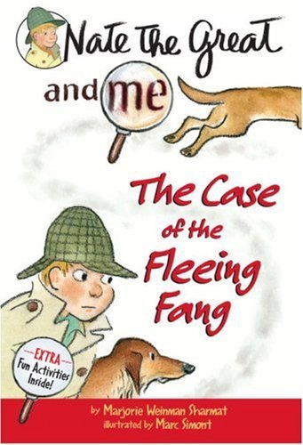 Marjorie Weinman Sharmat Nate The Great And Me The Case Of The Fleeing Fang