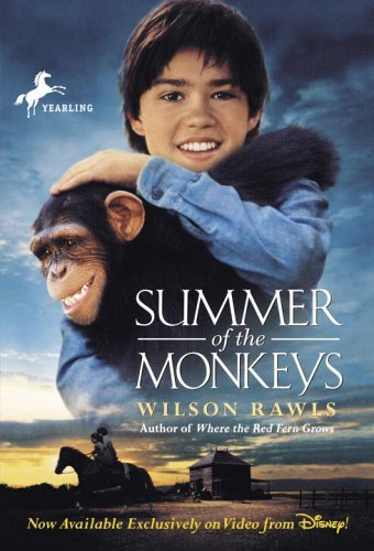 Wilson Rawls Summer Of The Monkeys