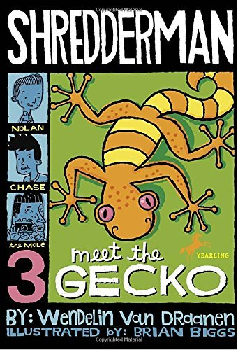 Wendelin Van Draanen Meet The Gecko