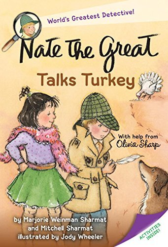 Marjorie Weinman Sharmat Nate The Great Talks Turkey