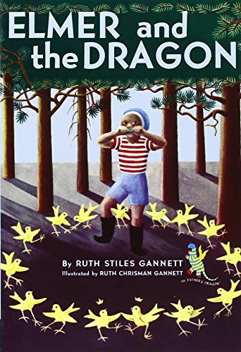 Ruth Stiles Gannett Elmer And The Dragon