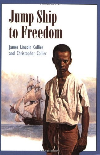James Lincoln Collier Jump Ship To Freedom