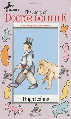 Hugh Lofting Story Of Doctor Dolittle The