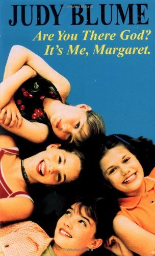 Judy Blume Are You There God? It's Me Margaret