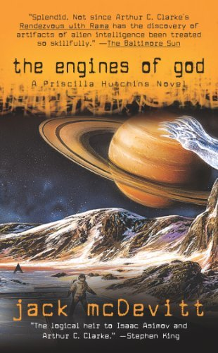Jack Mcdevitt The Engines Of God
