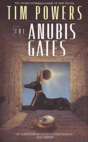 Tim Powers The Anubis Gates