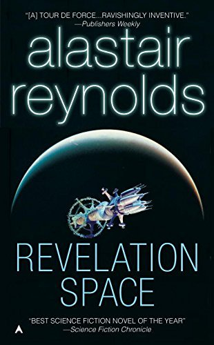 Alastair Reynolds Revelation Space