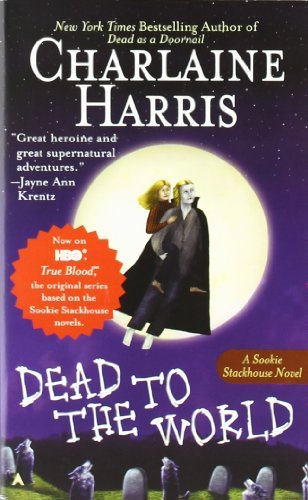 Charlaine Harris Dead To The World
